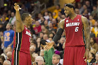 lebron james nba 130320 mia at cle 13 Tale of Two Halves, Two Pairs. LeBron, Heat Erase 27 Point Deficit for Win #24!