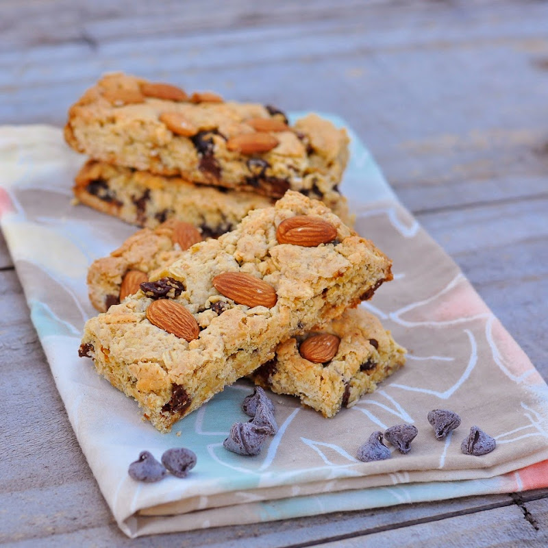 gluten free maple granola bars-1109