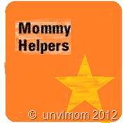 mommy helpers badge