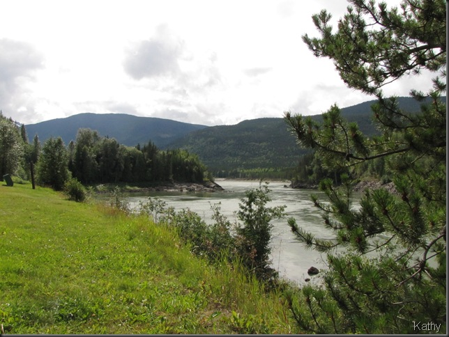 Skeena River near Terrace