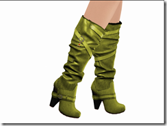 !!4D Shoes - Boots JIL multicolor  with Jewellery_006