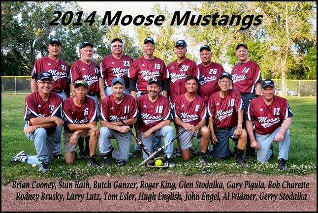 Moose Mustangs 1976F