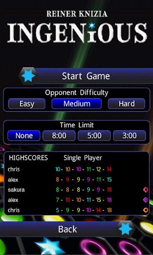 Ingenious - The board game - screenshot