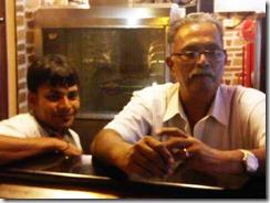 Shubhankar and Anthony