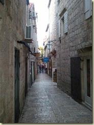 2011-11-11 Budva Narrow Streets (Small)