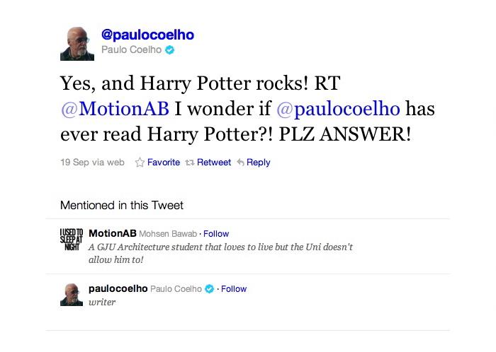 Paulocoehlo