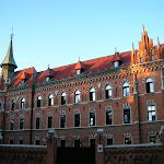 Seminario mayor de la arquidiócesis de Cracovia