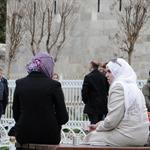 Mulheres em Istambul