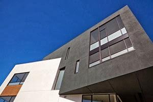 fachada-Casa 300 Cornwall Kennerly Architecture & Planning
