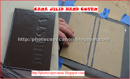 JILID HARD COVER