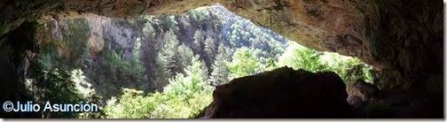 Cueva de Azanzorea