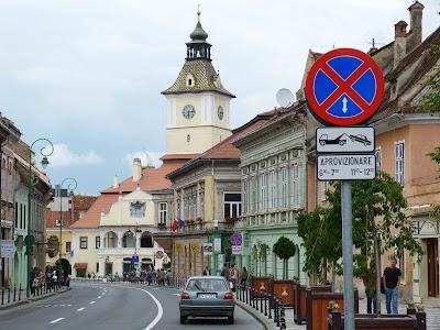 Obiective turistice Brasov: Turnul Sfatului.