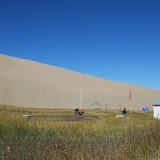 Tianshan - La dune rugissant Ming Shashan