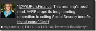 AARP Tweets 5