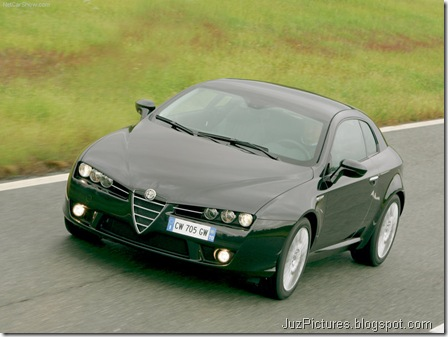 Alfa Romeo Brera 12