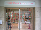 "Another great store name in Tokyo - ""White Trash Charms Japan"""