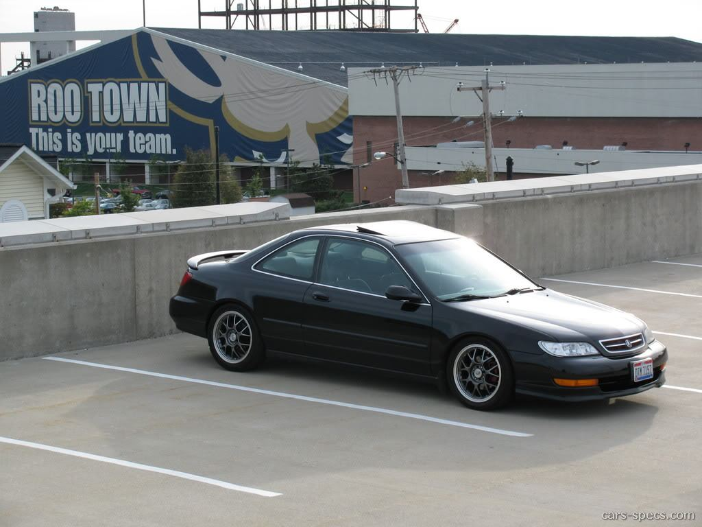 1997 Acura CL Coupe Specifications, Pictures, Prices