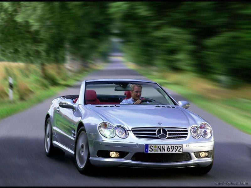 2005 mercedes benz sl class sl55 amg specifications for 2005 mercedes benz sl55 amg