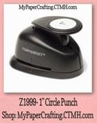 circle punch-200