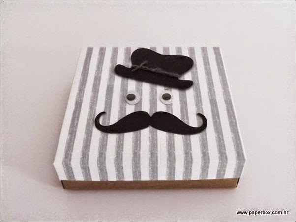 Geschenkverpackung für Männer - Poklon kutija za muškarca (1)