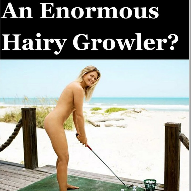 Suzann Pettersen On Concealing Her Big Hairy Growler During Naked Photoshoot