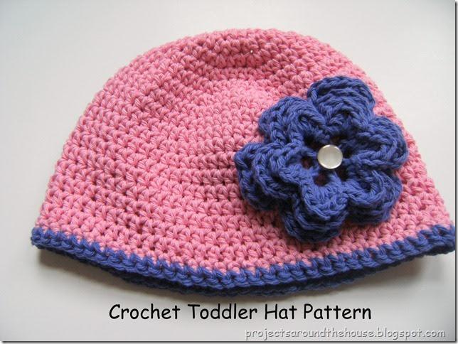 1 Year Old Crochet Hat Pattern