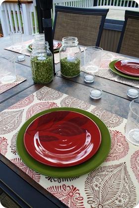 target melamine plates