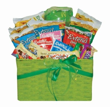 Extend Nutrition Gift Basket