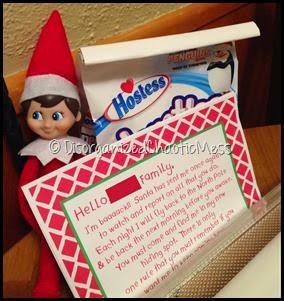 Mister Elf arrival blog