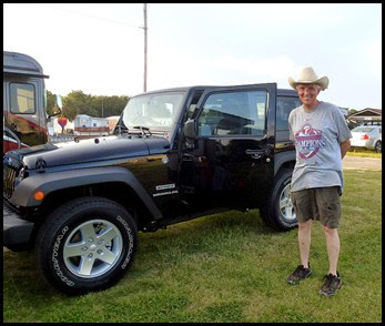 01 - Barry and his new jeep