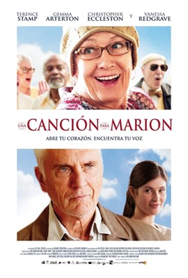 Poster Una cancion para Marion