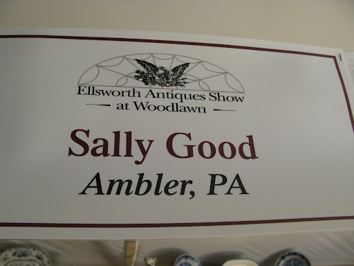 Sally Good, a dealer from Pennsylvania, was just the nicest person.