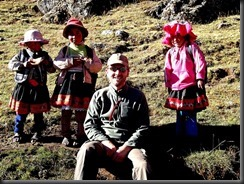 Peru - Lares Francois & kid
