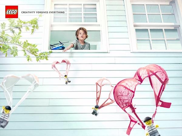 Creatividad publicitaria lego2