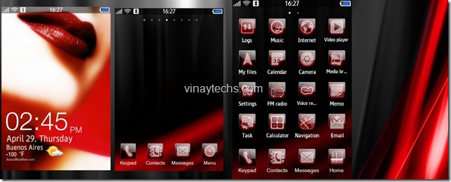 free samsung wave themes