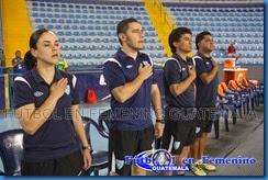 cuerpo tecnico Guatemala