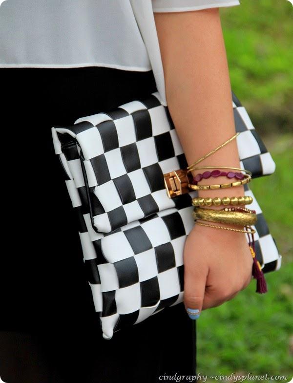 Black maxi Skirt15
