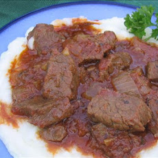 Tas Kebap (A Greek Beef or Lamb Stew)