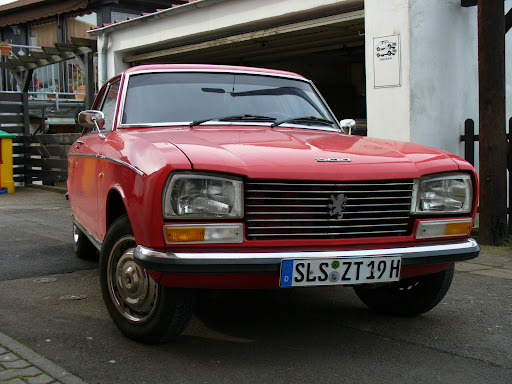 Peugeot 304 S Coupe; 4/1975;