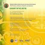 Sertifikat Training Kemenhut.JPG