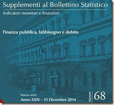 Supplemento al Bollettino Statistico. Dicembre 2014
