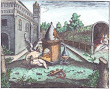 Alchemical Cupid From Johann Theodor De Bry