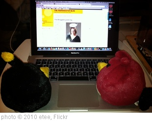 'Angry Birds reading about the True Meaning of Christmas' photo (c) 2010, etee - license: http://creativecommons.org/licenses/by-sa/2.0/