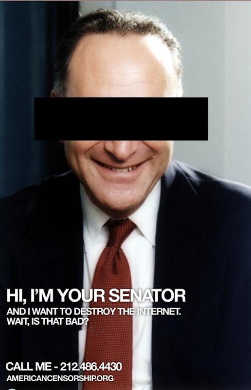 SOPA censorship