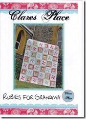 Rubies for Grandma