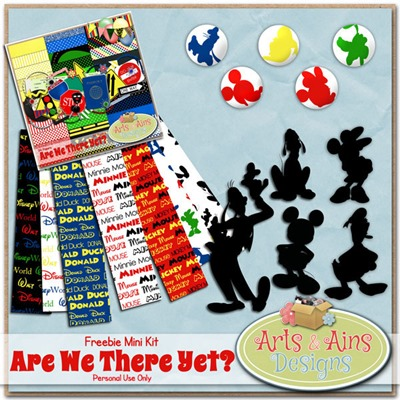 Are We There Yet - Freebie