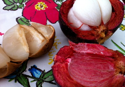 Malaysian fruits