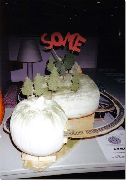 1998 SOME Pumpkin Carving Contest Entry