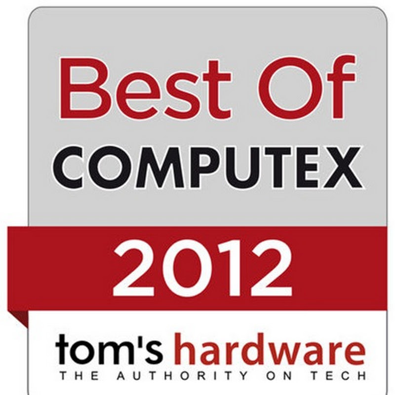 GIGABYTE Ultra Durable 5 wins Tom's Hardware 'Best of Computex 2012' Award