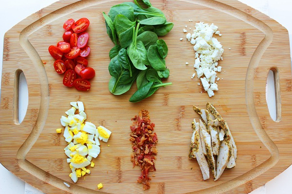 California Cobb Salad Recipe